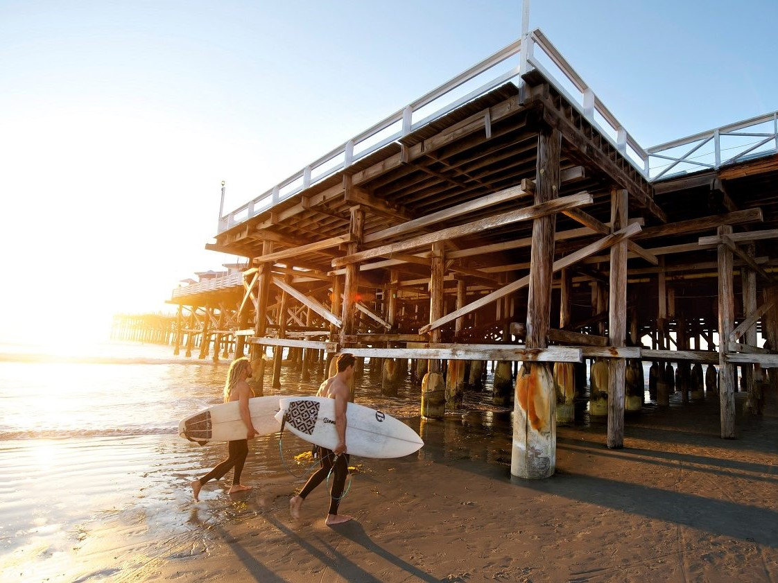 best surf destinations in april