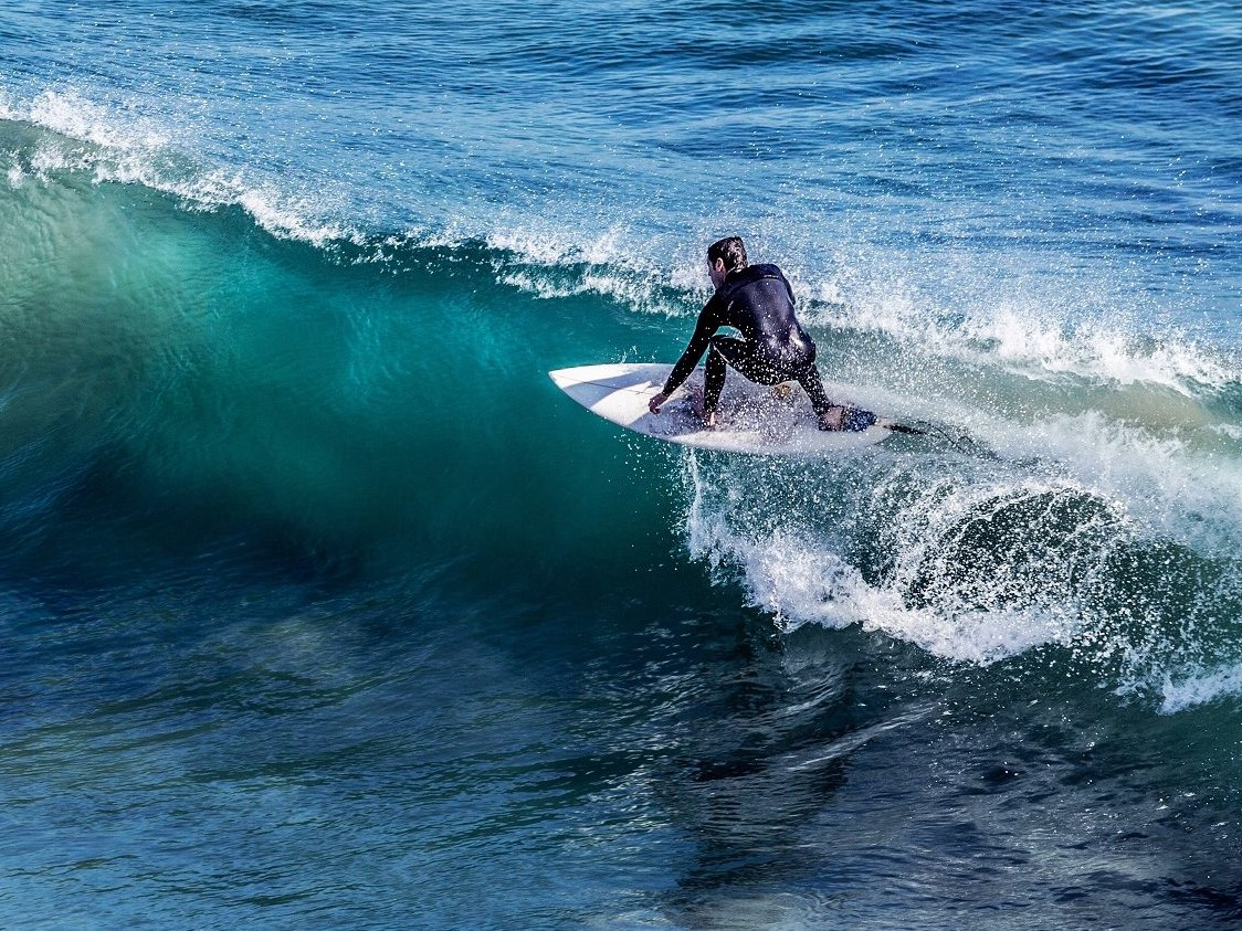 best surf destinations in march