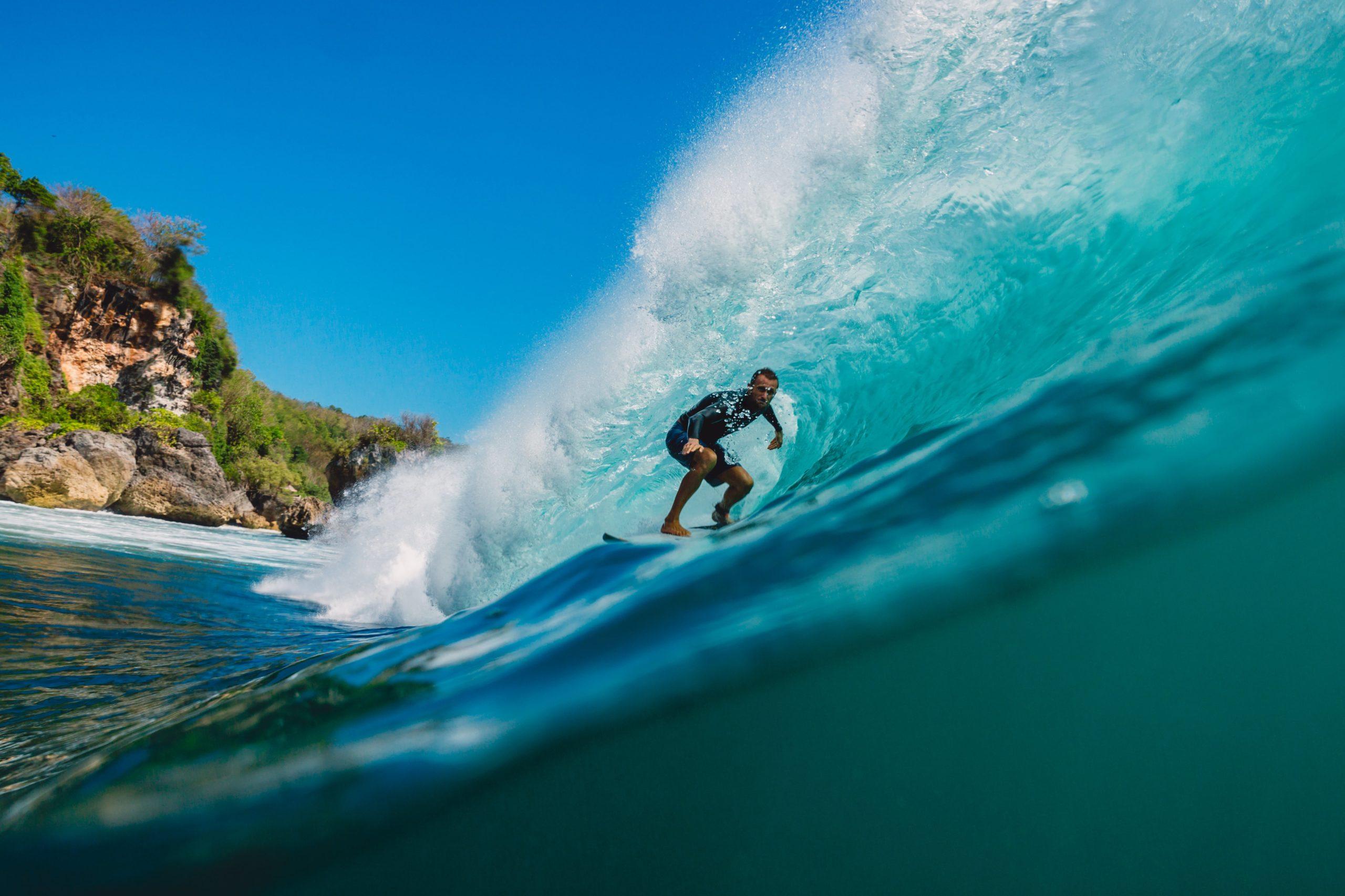 Bali Surfing Uluwatu