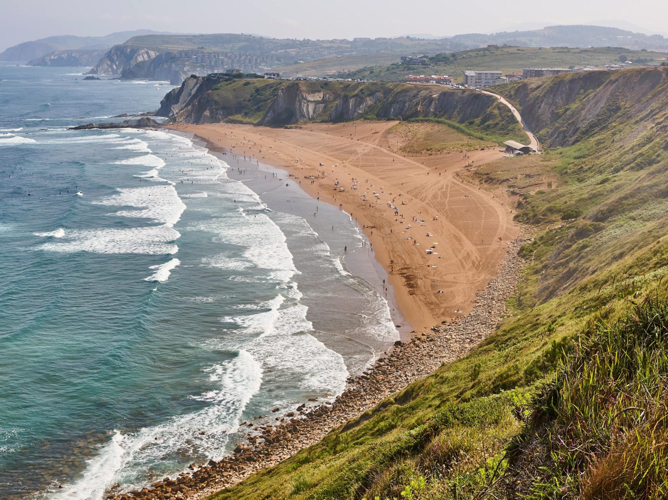 Best Surf Towns in Spain
