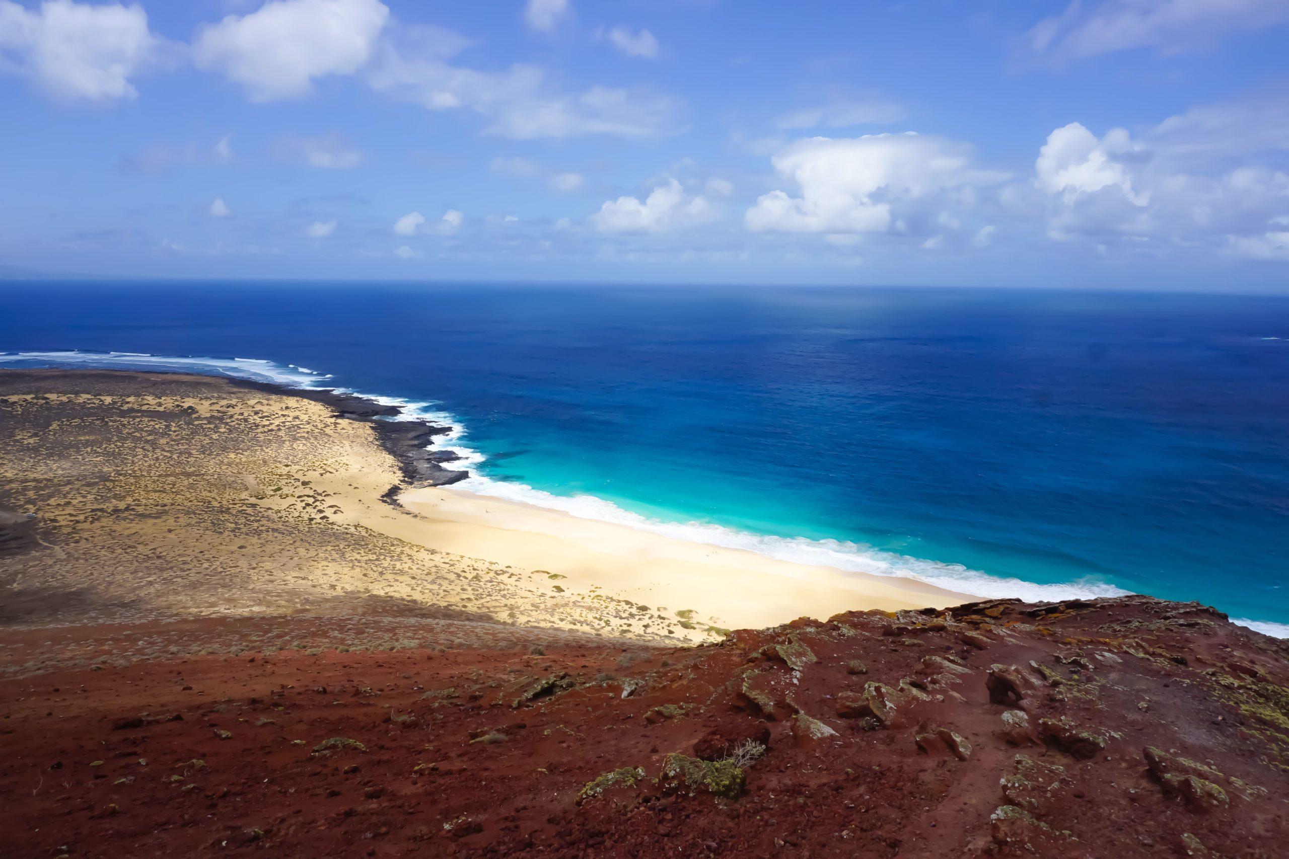 Surfing Lanzarote - Playa del Risco