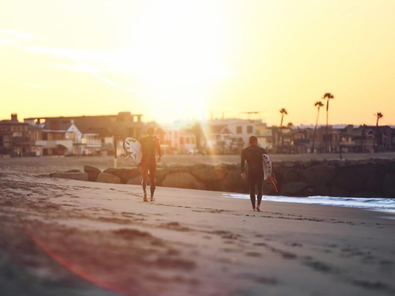 california surf season