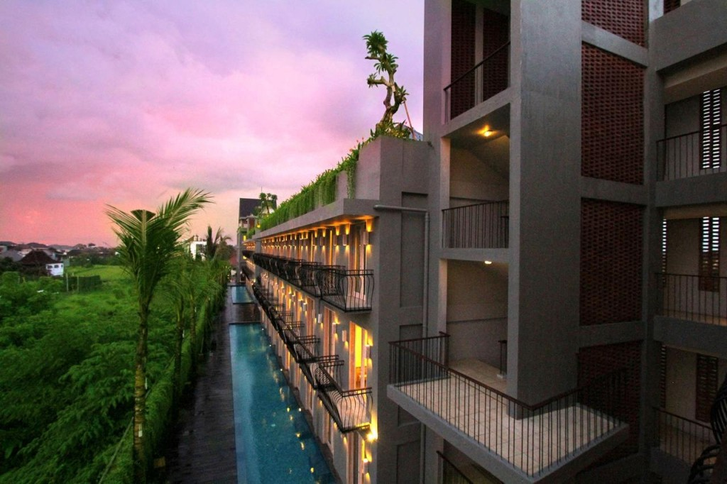 best camps hotels in Bali