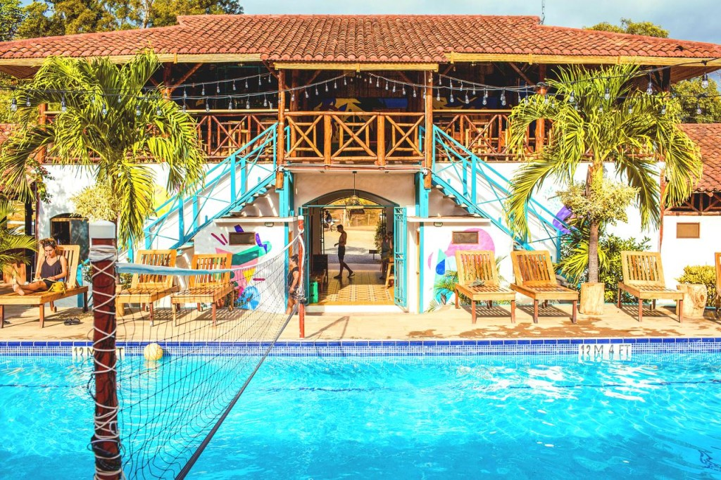 best surf camps in nicaragua