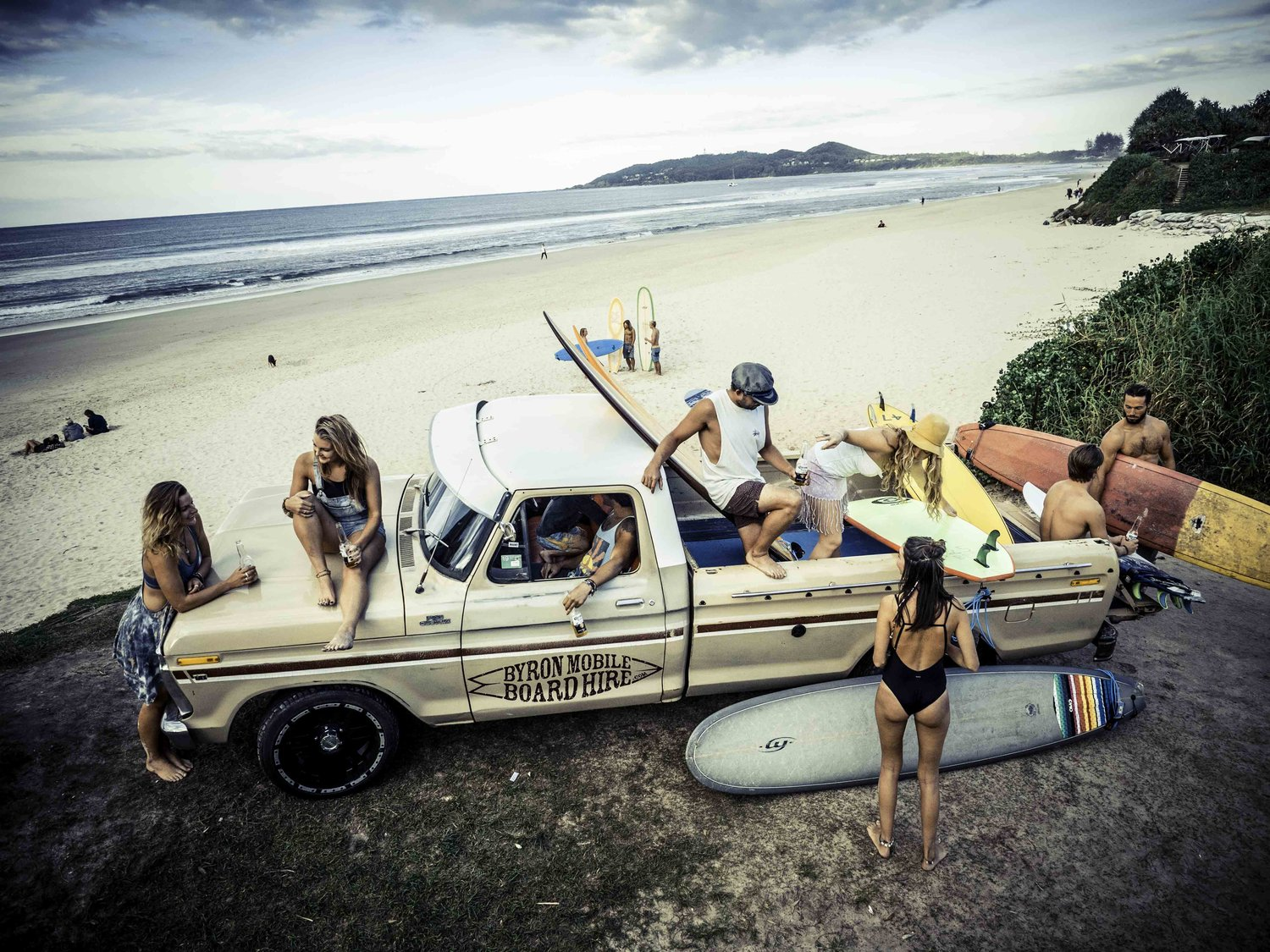Surfboard Hire in Byron Bay