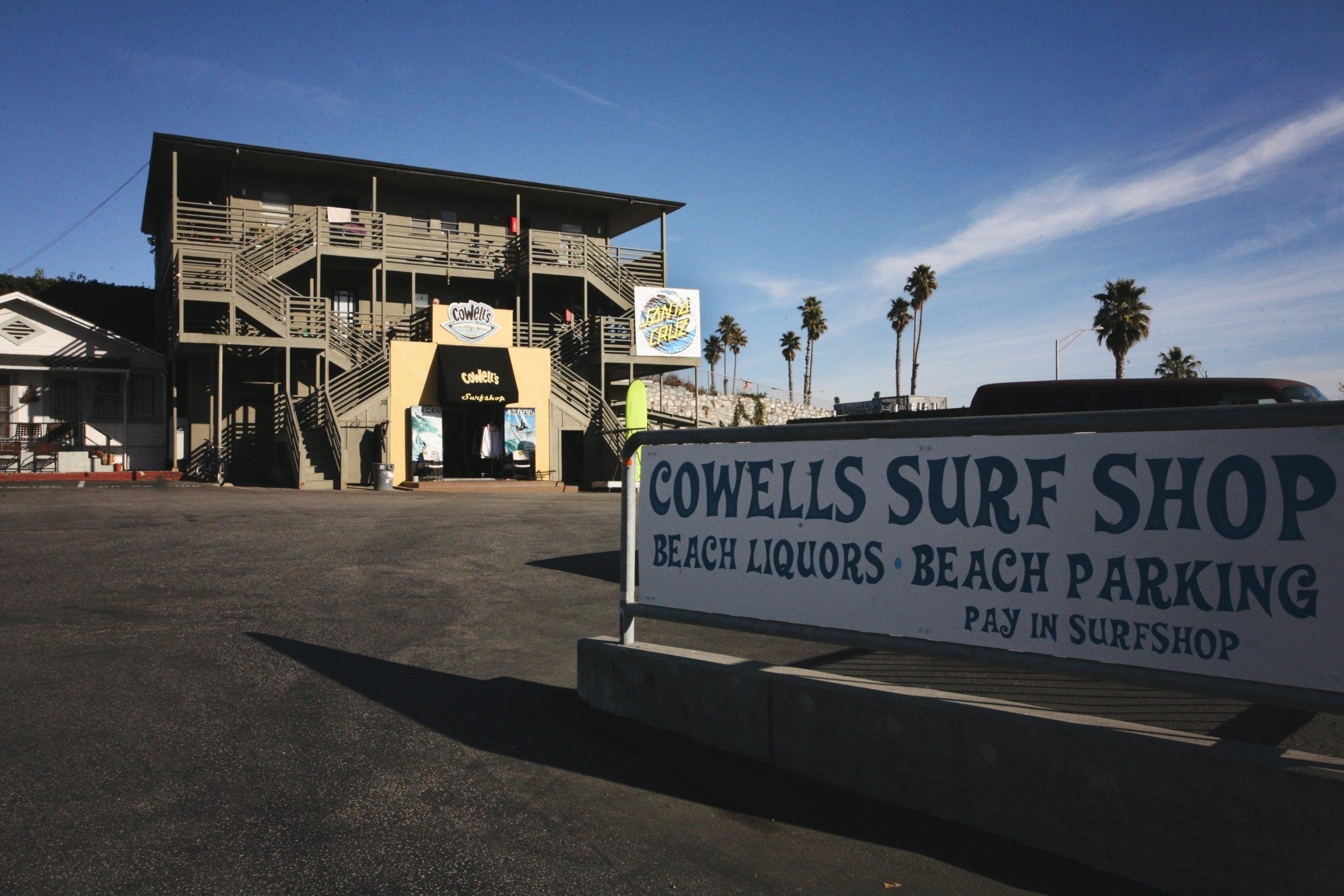 Cowells Surf Shop Santa Cruz