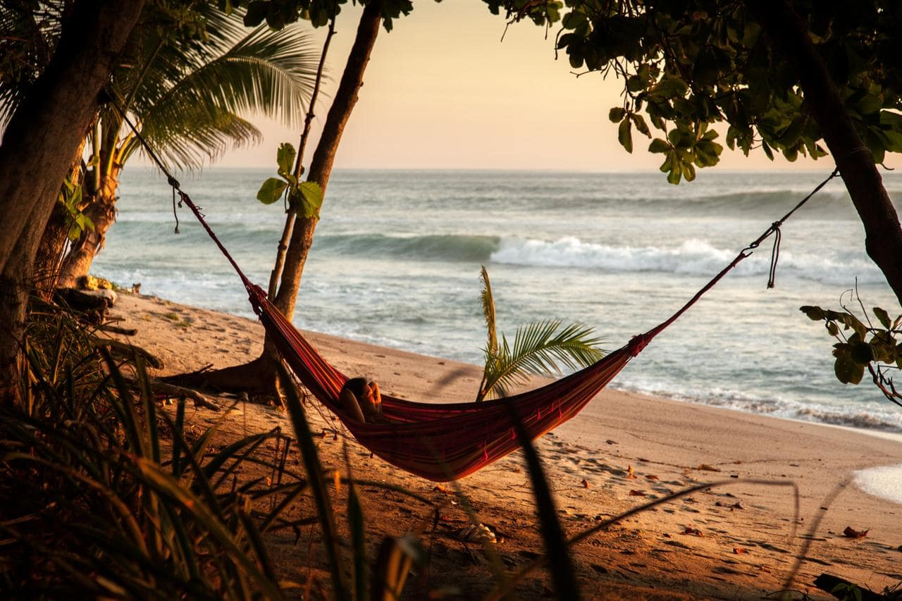 surfing hotel in santa teresa costa rica