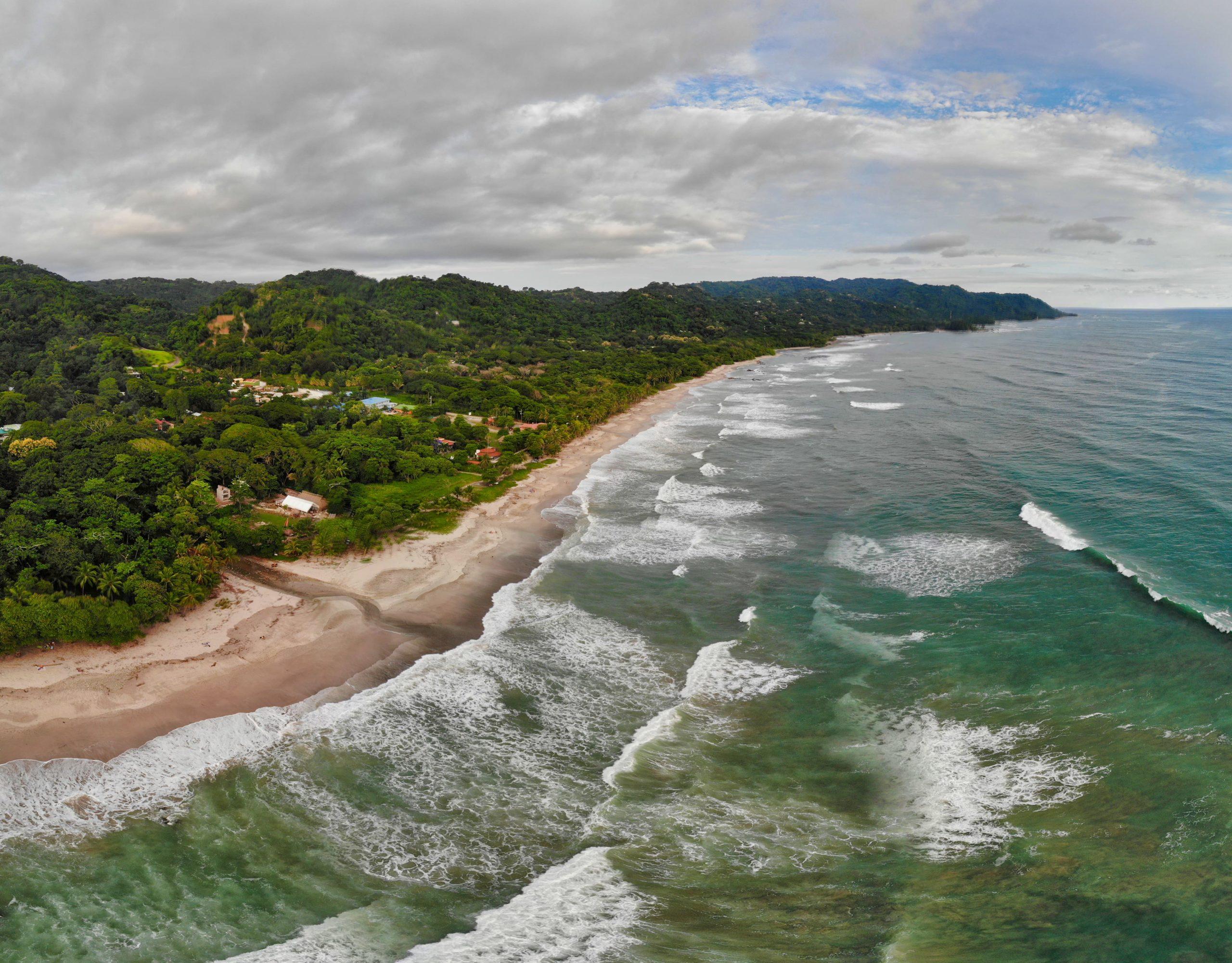 surf spots in santa teresa costa rica