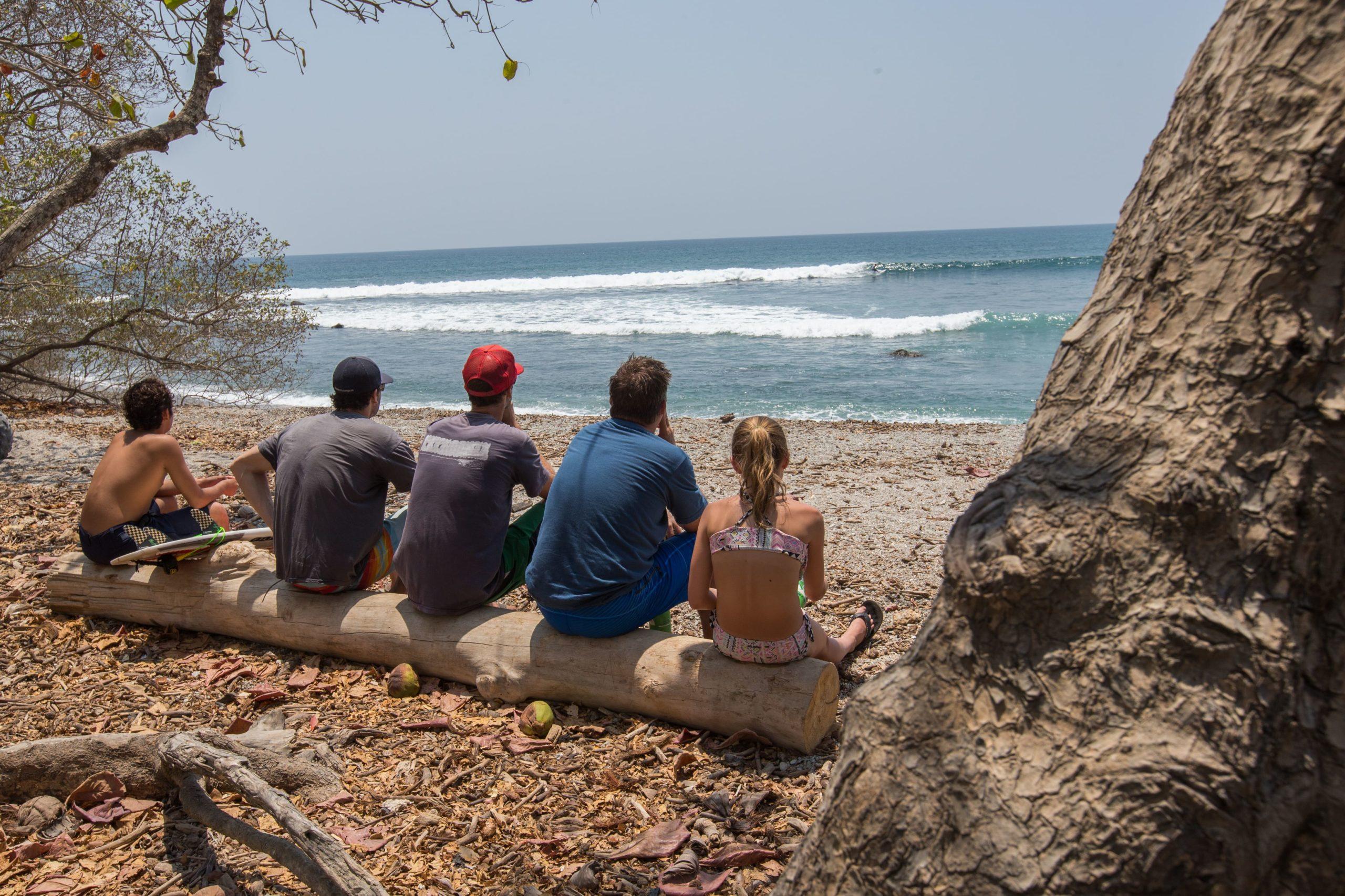 Playa Santa Teresa Surf Spot