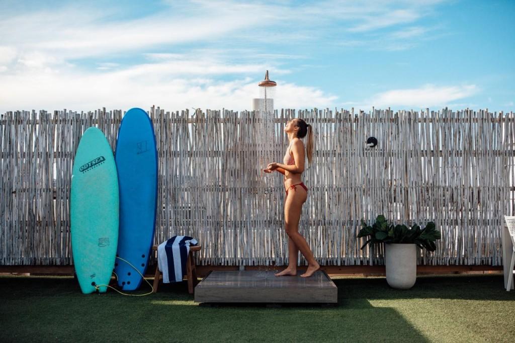 surf hostel at Bondi Beach