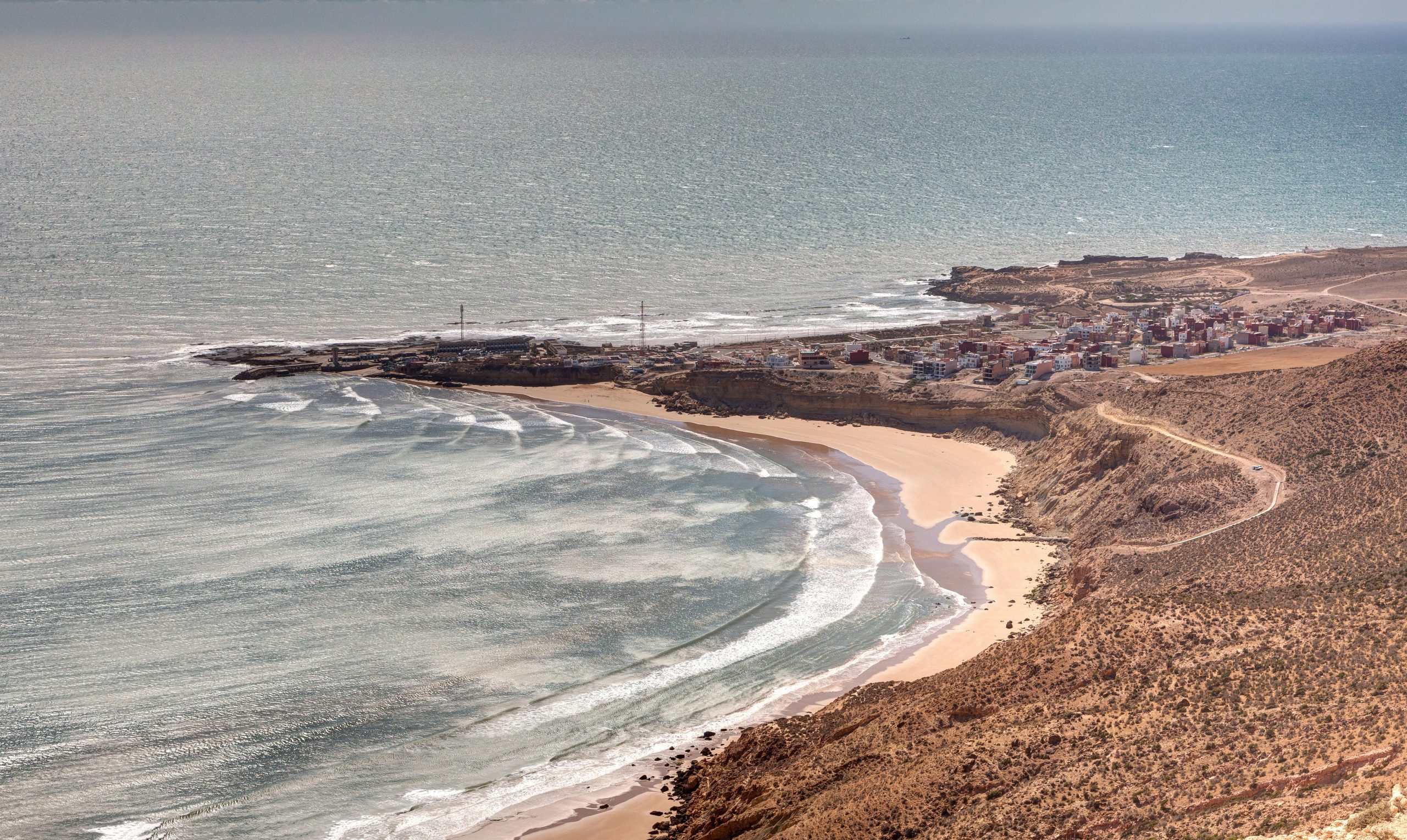 surfing Taghazout surf spots