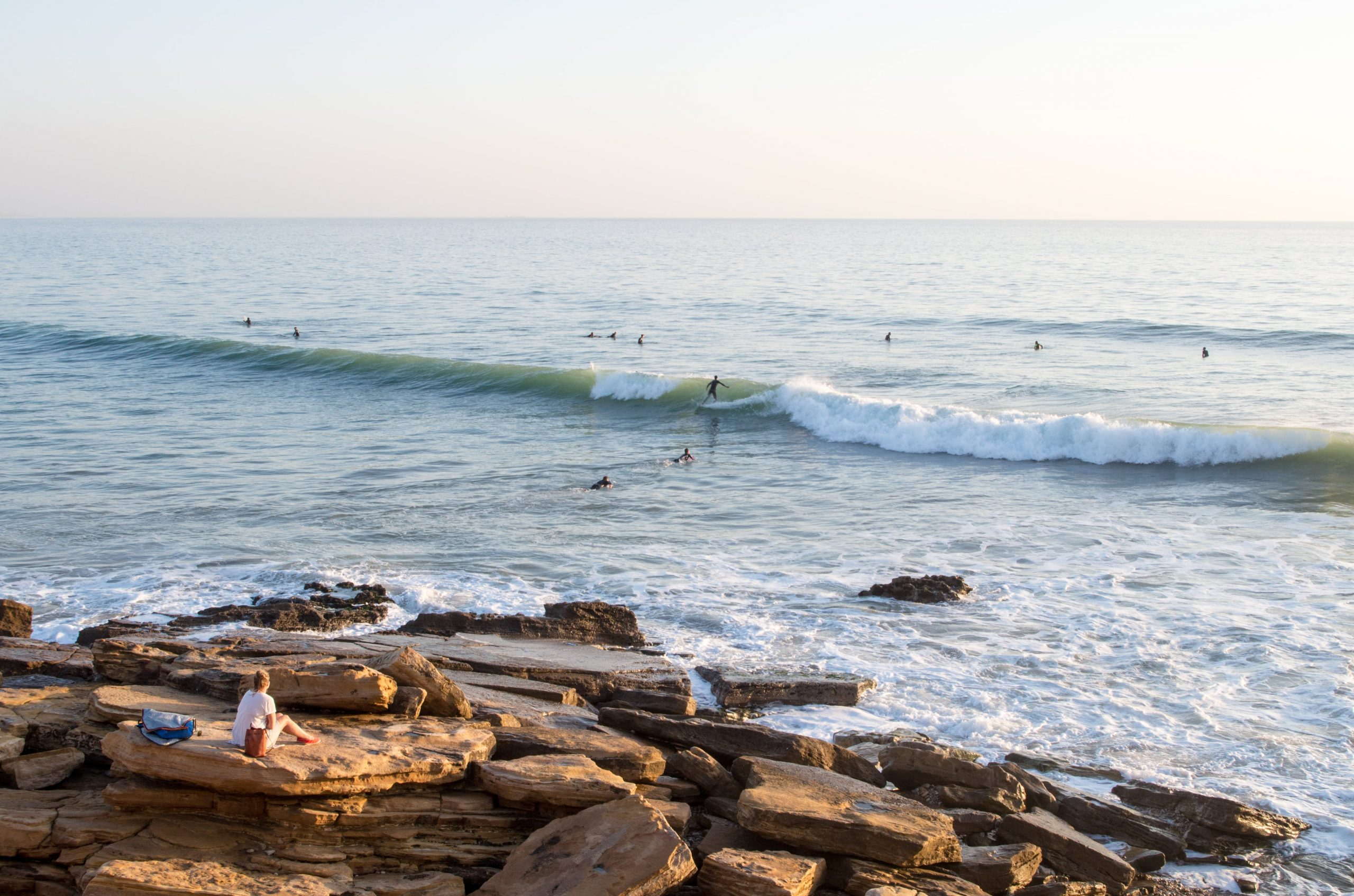 surfing Taghazout
