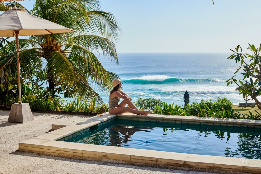 best surf hotels in bali