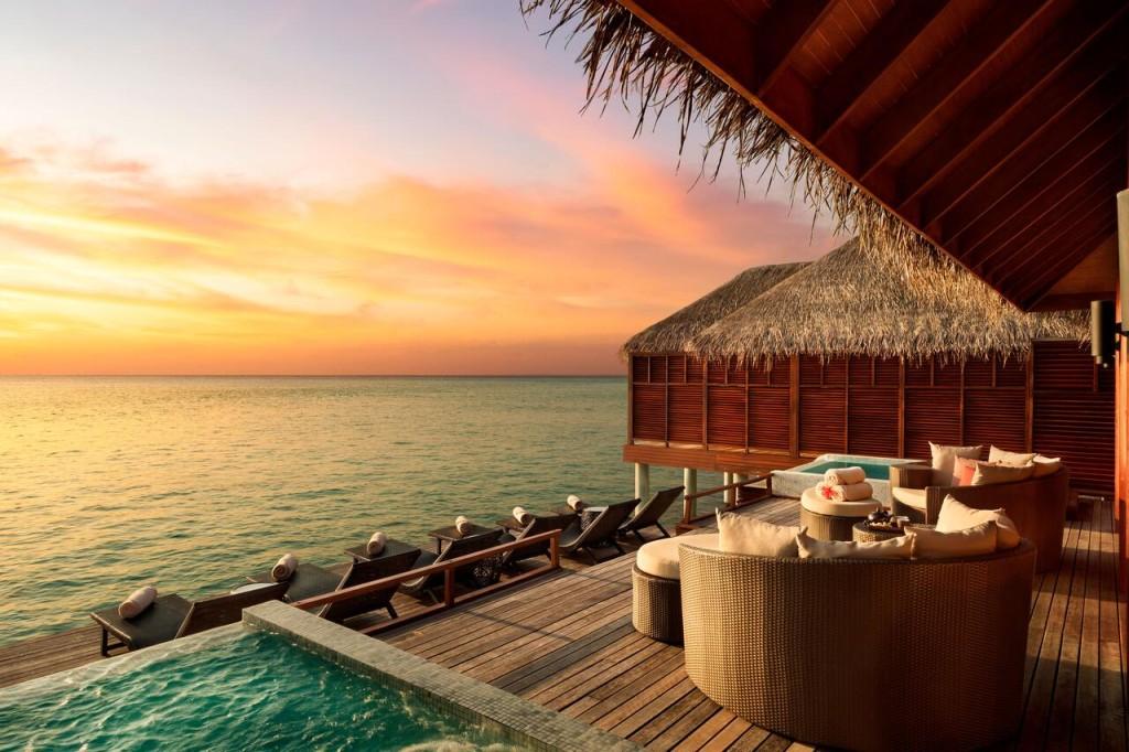 surf resorts in Maldives
