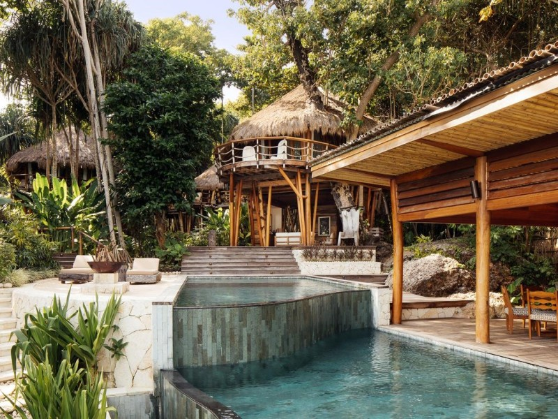 Best Surf Resorts in Indonesia