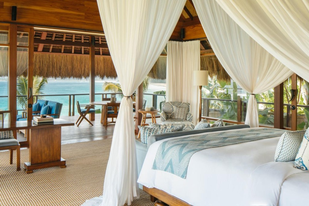 surf resorts in Indonesia