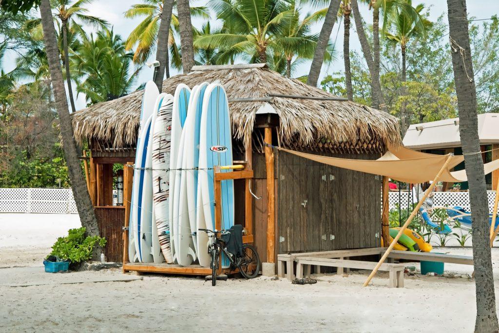 surfboard hire in Oahu